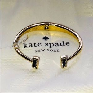 Kate Spade Raising the Bar Cuff Bangle Bracelet